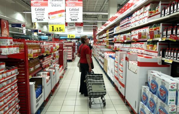Eroski abre su supermercado 'online' en Almería y Granada