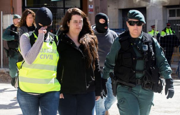 Detenida una responsable de los CDR