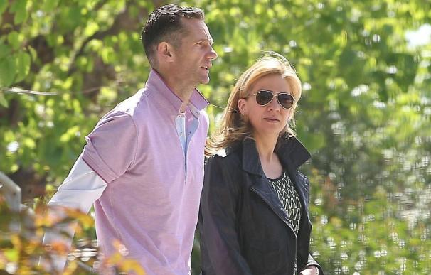 La Infanta Cristina se irá a vivir con sus hijos a Suiza sin Urdangarin