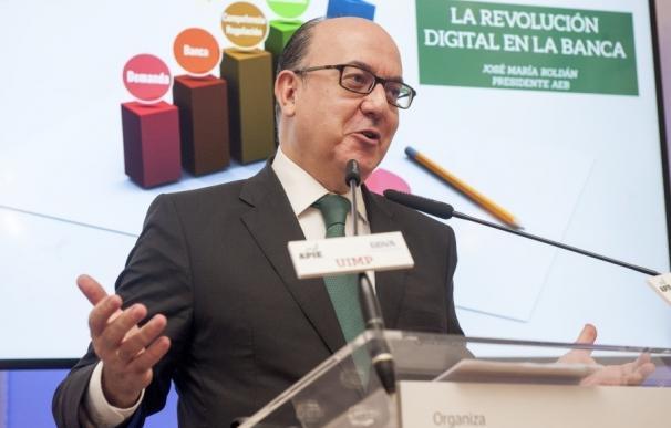 """Roldán (AEB) insta a culminar la Unión Bancaria y a """"ser realistas"""" con los requerimientos de capital"""