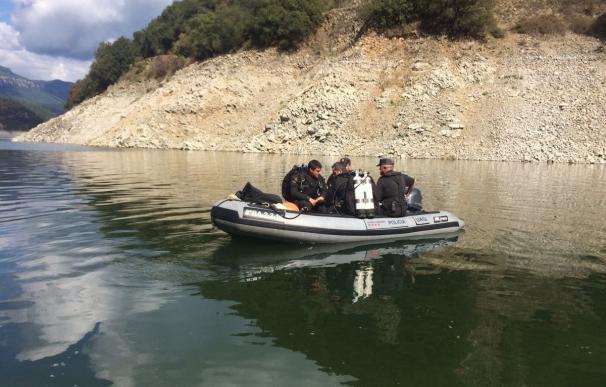 Levantan los cadáveres hallados en Susqueda (Girona)