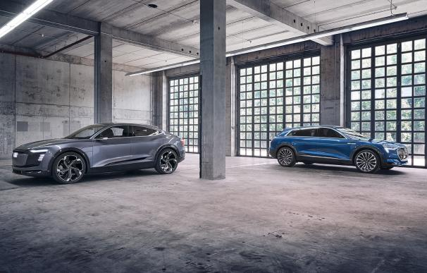 Modelo eléctrico de Audi
