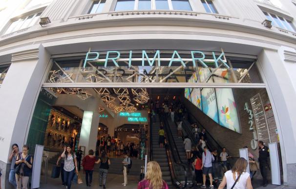 Imagen de la tienda de Primark en Gran Vía.
