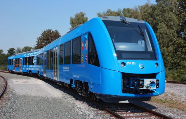 Alstom construirá 14 trenes regionales movidos por hidrógeno para Alemania