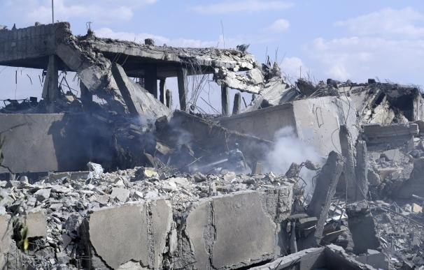 El bombardeo de los aliados sobre Siria da alas a Putin para extender más su despliegue en el país