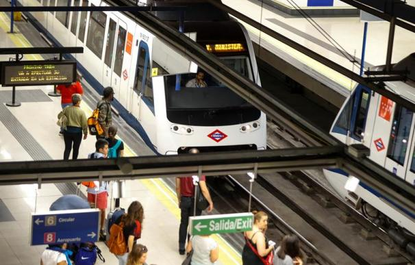 En diciembre, Metro de Madrid avanzó que iba a poner en marcha un servicio de limpieza específico para la limpieza urgente