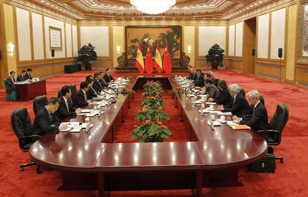 España y China firman acuerdos por valor de 3.150 millones de euros