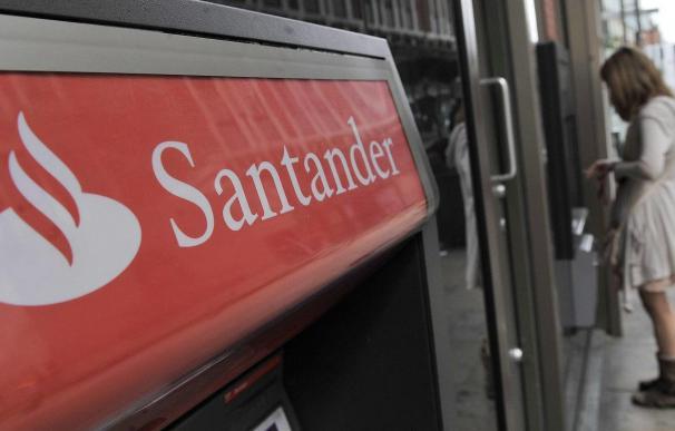 El Santander tiene listo el blockchain en Reino Unido, México, Brasil... y España