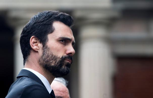 Cs acusa a Torrent de usar el Parlament para coaccionar a los jueces
