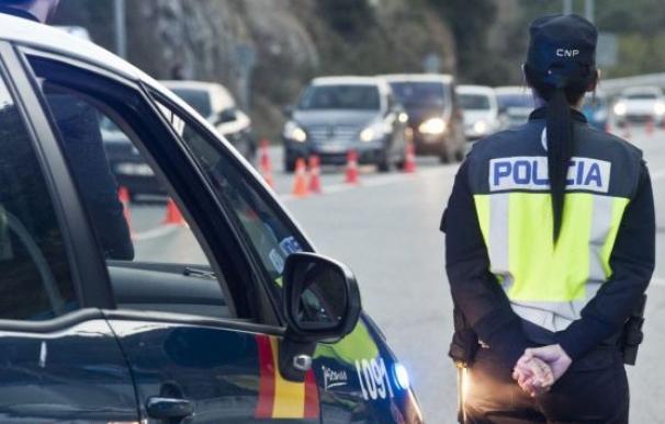 Fotografía Policía Nacional