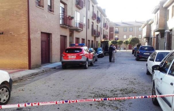 Calle donde ha tenido lugar el suceso