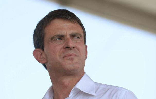 Primer ministro francés, Manuel Valls