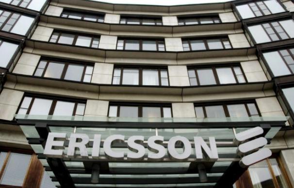Vista de la sede del Grupo Ericsson en Estocolmo (Suecia).EFE