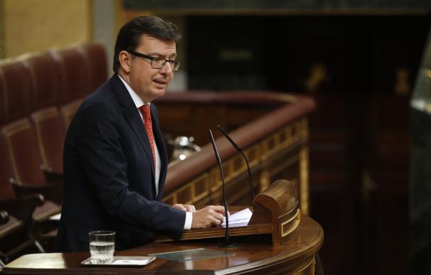 El ministro de Economía, Román Escolano