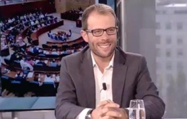 El diputado del PSOE Daniel Viondi