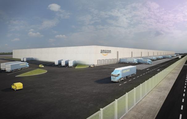 Amazon crece en España con una estación logística en Alcobendas (Madrid), que crea 80 empleos