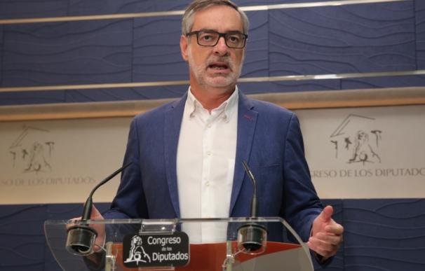 """Villegas defiende aplicar el mecanismo """"más idóneo"""" frente a los separatistas y pide al Gobierno que """"no haya impunidad"""""""