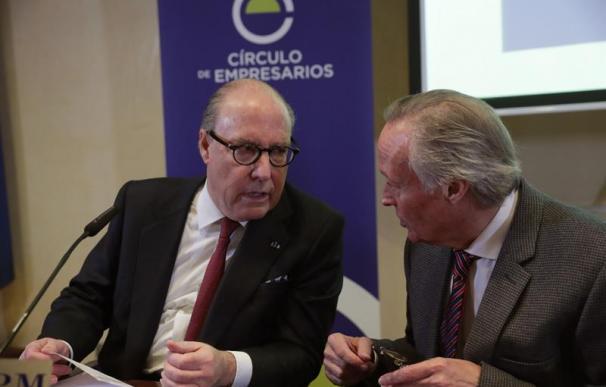 John de Zulueta y Josep Piqué