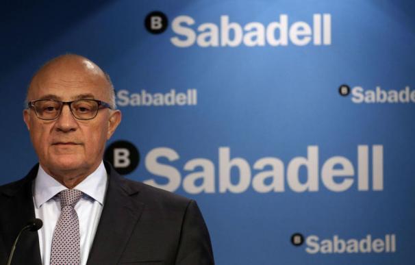 El presidente del Banco Sabadell, Josep Oliú
