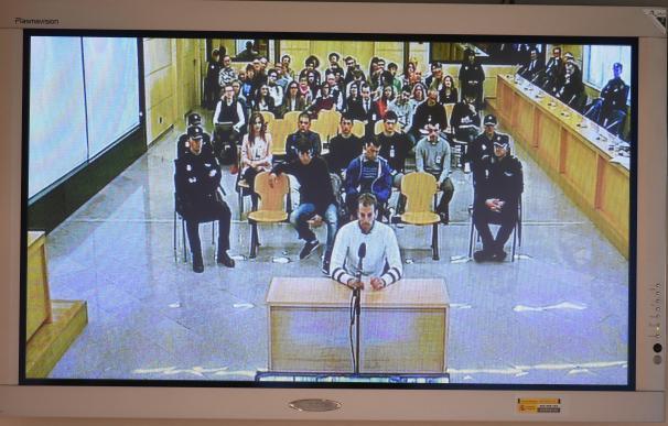 Sala de prensa Audiencia Nacional