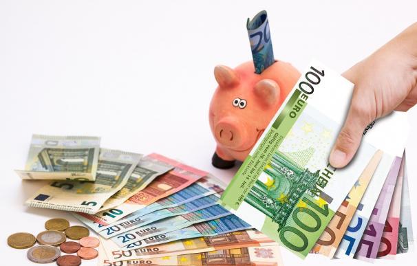 Fotografía de una hucha para ahorrar dinero.