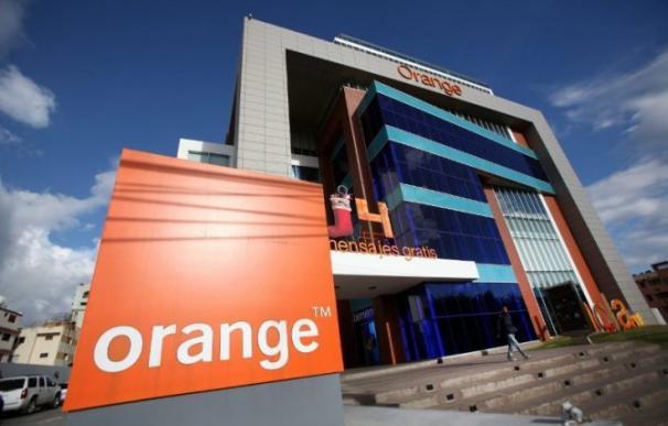 Fotografía de Orange