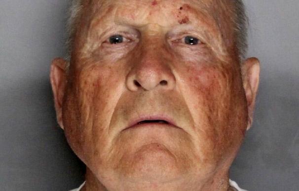 """Joseph James DeAngelo arrestado en el caso """"Asesino de Golden State"""" en Sacramento."""