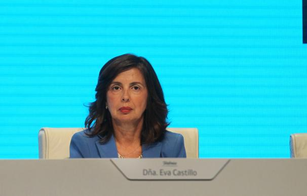 Eva Castillo, hasta ahora consejera de Telefónica.