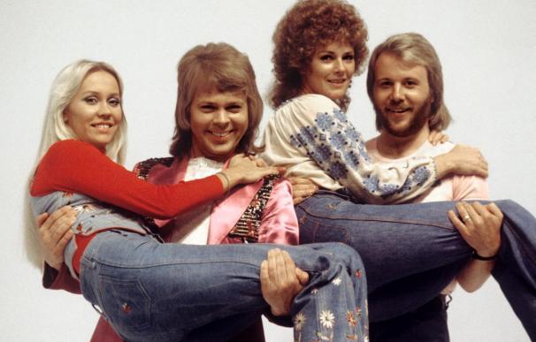 ABBA ultima el lanzamiento de un álbum en vivo que recupera su concierto en Wembley