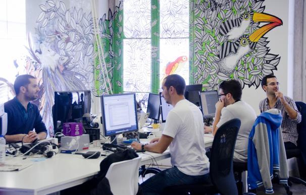 Una imagen de las oficinas de Uniplaces