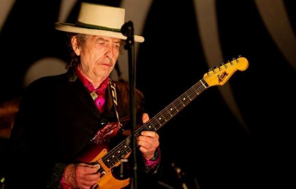 Fotografía de Bob Dylan