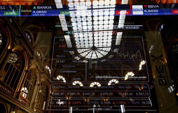 El Ibex 35 se adentra en otras empresas con más 35.000 millones