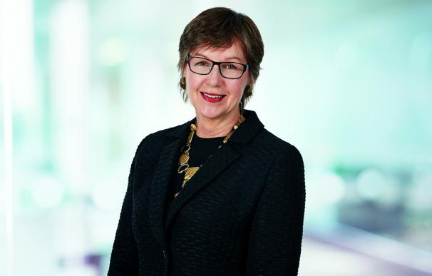 Lynn Elsenhans ya es la primera mujer directiva de Aramco