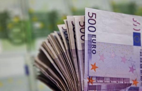 El número de billetes de 500 euros cae hasta mínimos de septiembre de 2003