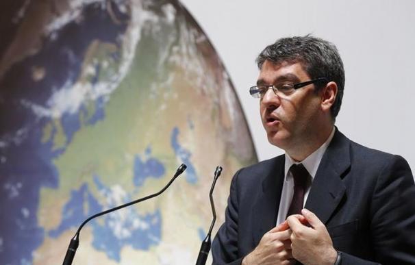El Ministro de Energía, Álvaro Nadal, en una presentación.