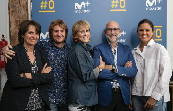 Mercedes Milá presentación Movistar Plus