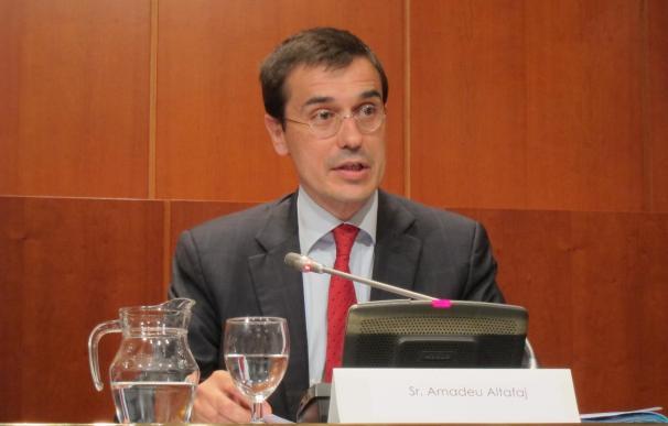 Amadeu Altafaj (CE) defiende la Europa federalista cediendo soberanía sin perder identidad