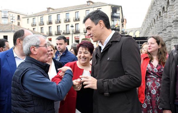 Pedro Sánchez apuesta por los municipios