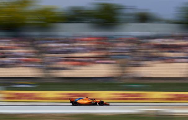 Alonso pide lluvia y una carrera loca
