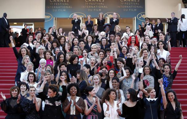 Las mujeres toman Cannes