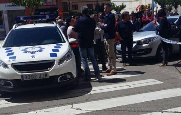 Un hombre armado se atrinchera en los juzgados de La Almunia