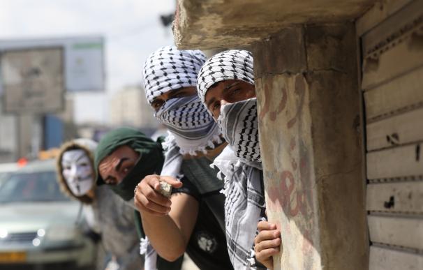 Protesta sangrienta en Gaza