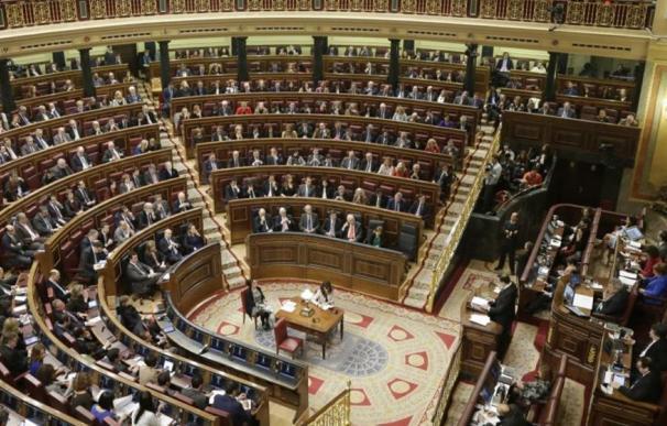 Imagen del Congreso de los Diputados.