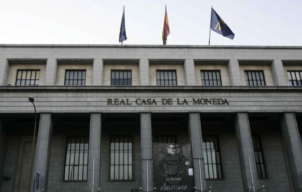 El Gobierno modifica el Estatuto de la Fábrica Nacional de Moneda y Timbre