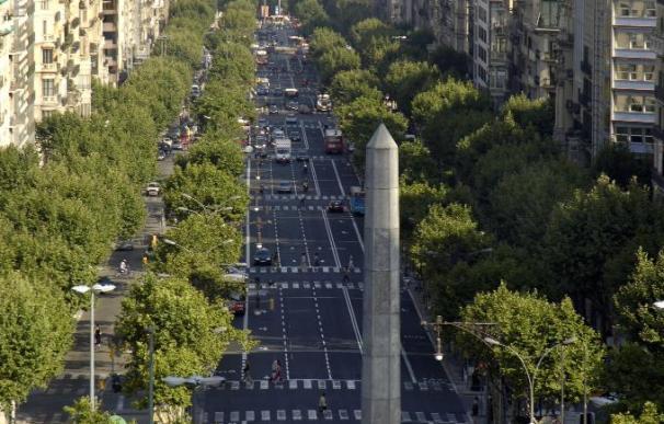 Barcelona pone en marcha las primeras actuaciones de la reforma del paseo de Gràcia