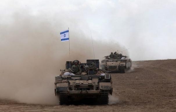 Palestina e Israel muestran los desastres de la guerra