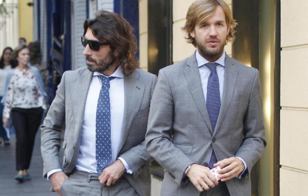 Javier Hidalgo (izda.) y Rosauro Varo (dcha), ex dueños de Pepephone.