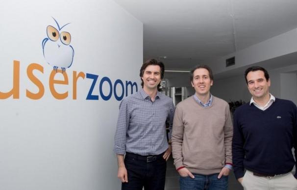 Tres cofundadores de Userzoom.
