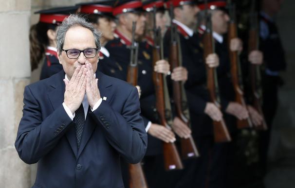Quim Torra, nuevo presidente de Cataluña