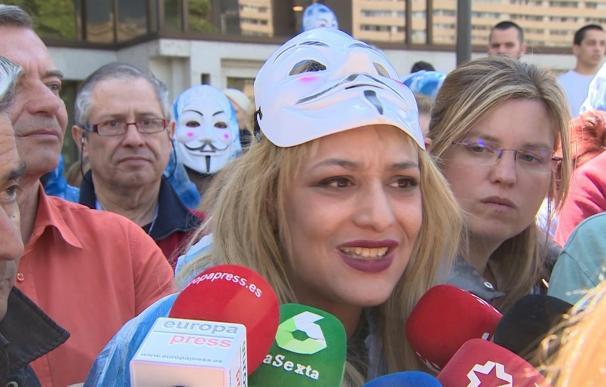Melissa Domínguez./EUROPAPRESS